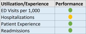Utilization Experience 17