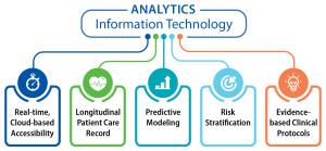 Analytics Information Technology chart