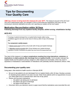 documentation-tips-medication-reconciliation